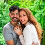 Demcsák Zsuzsa férje, Krishan Dangwal négy évvel fiatalabb a tévésnél