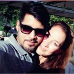 Demcsák Zsuzsa férje, Krishan Dangwal ismerkedik a magyar szokásokkal, tanul magyarul is