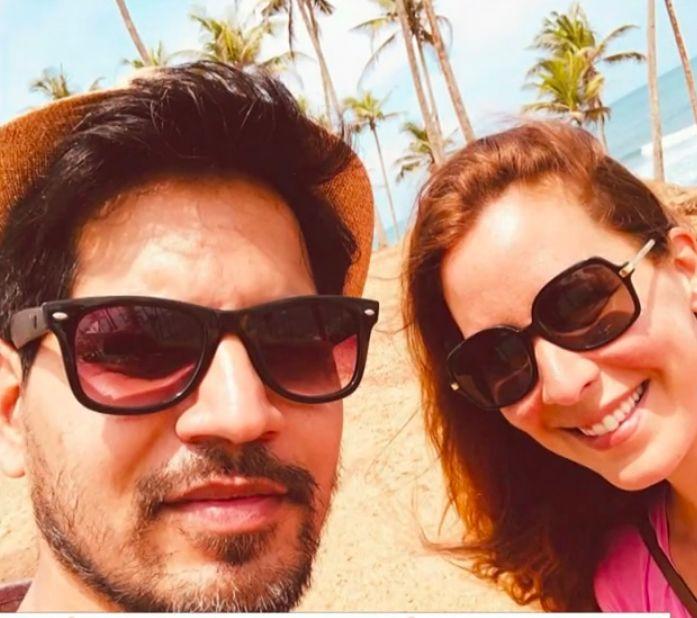 Demcsák Zsuzsa és Krishan Dangwal az Ázsia Expressz 2 forgatásán szerettek egymásba