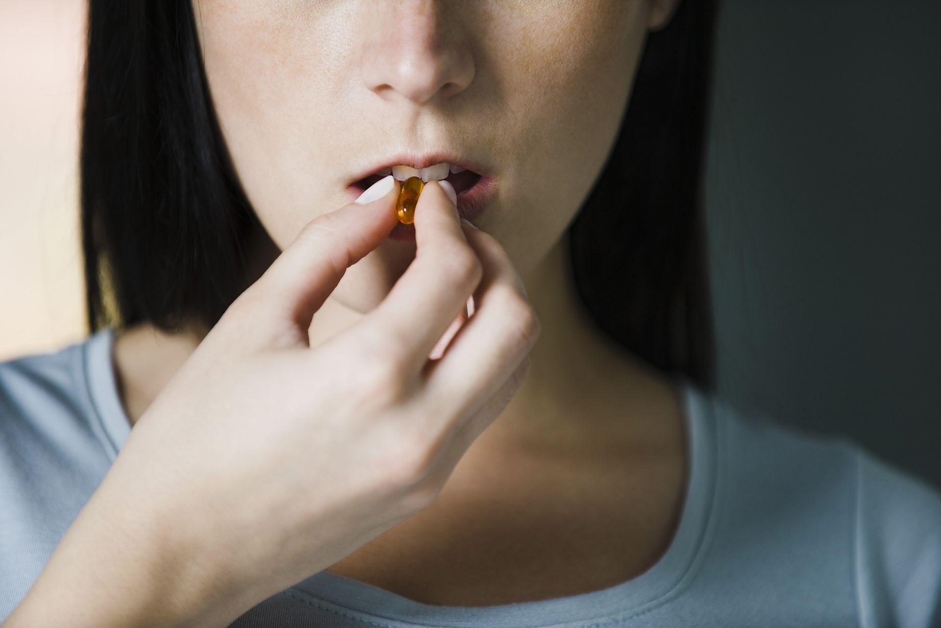Étrend-kiegészítő tabletta