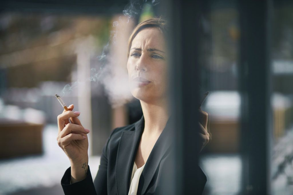Ezért nem megy leszokni a dohányzásról