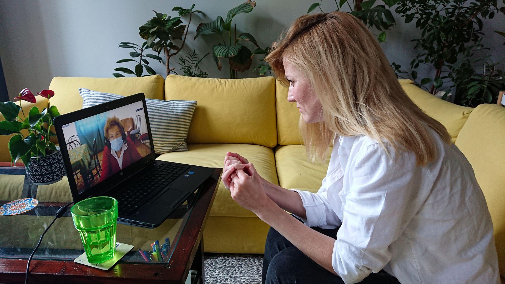 Videó, melyben idősek mesélnek a karanténról és a múltról