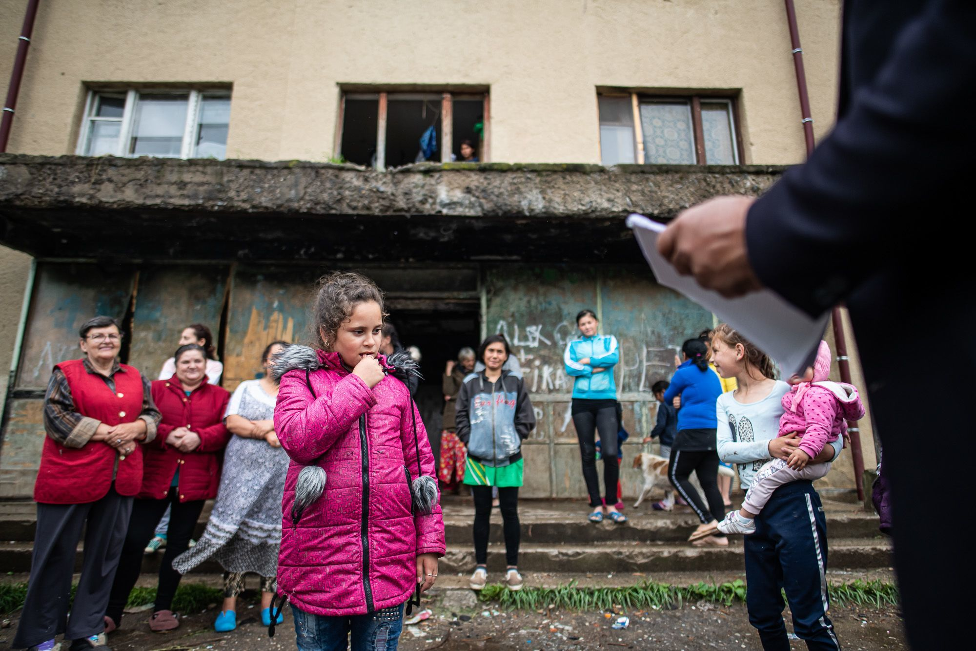 A kárpátaljai munkanélküli magyarok csak az adományozó szervezetekre számíthatnak.