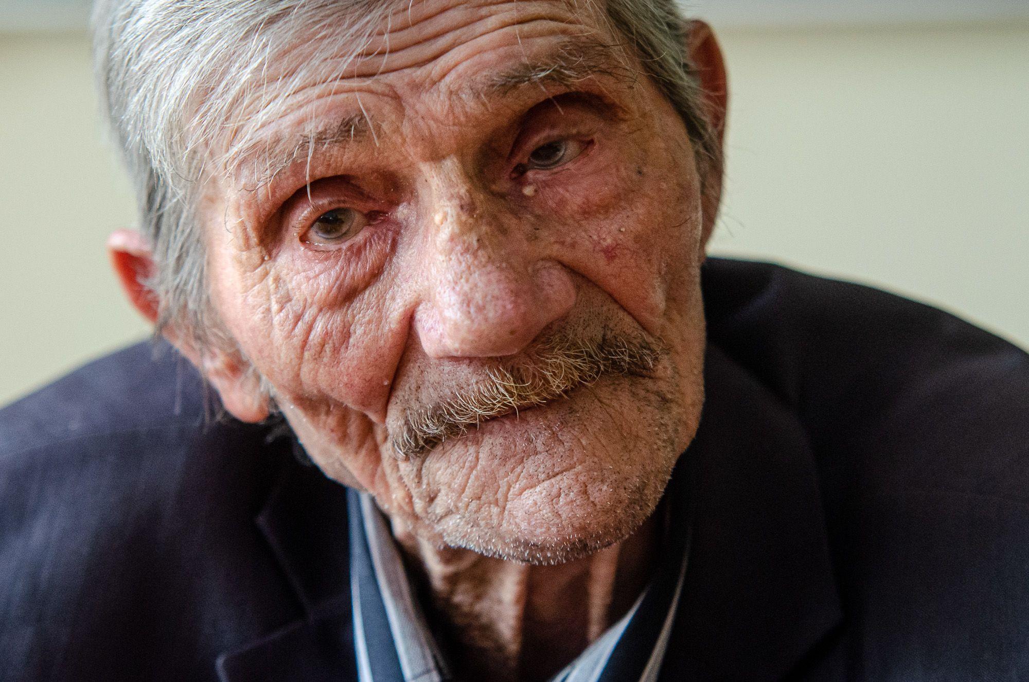Raymond Gureme holokauszttúlélő