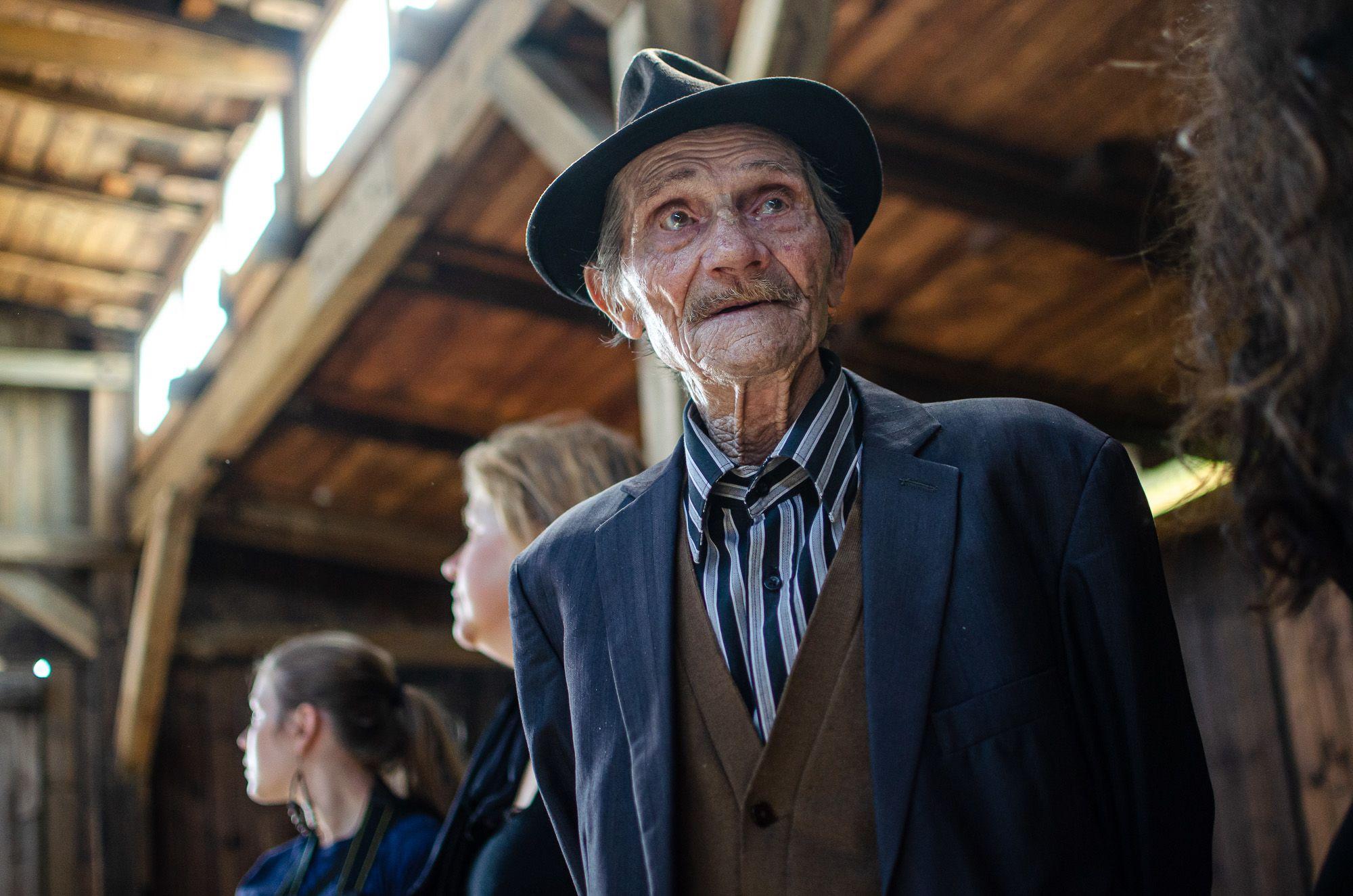 Raymond Gureme holokausztúlélő