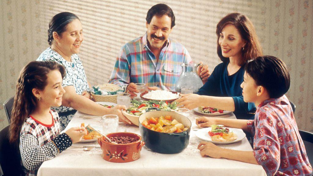 De jó is egy közös, családi ebéd!