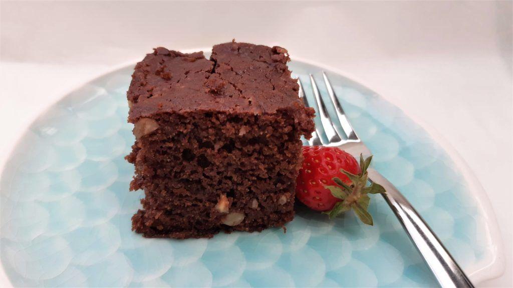 Gyors sütemény: ecetes-kakaós