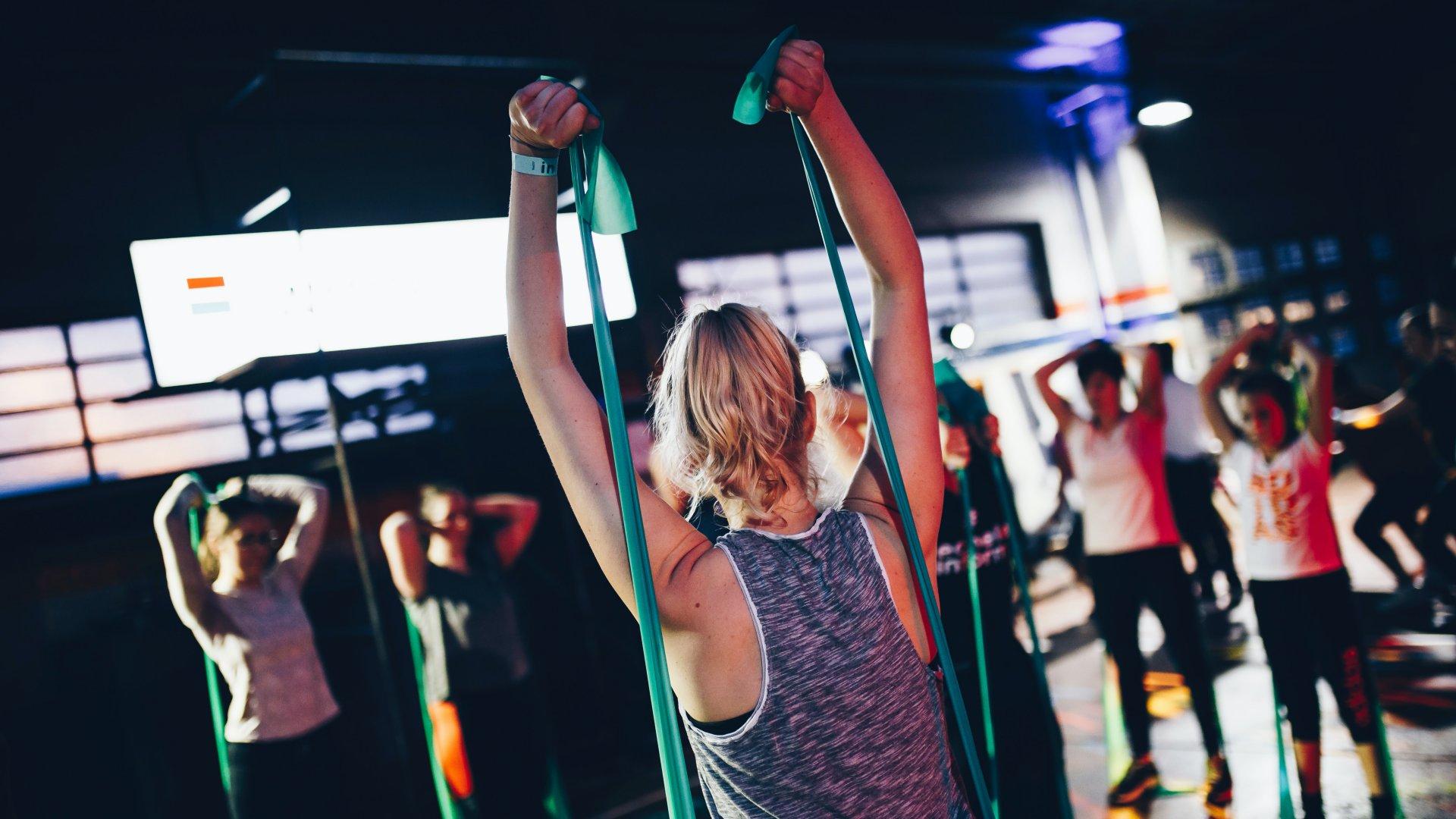 edzés edzőterem fitnesz