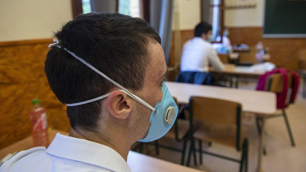 érettségi 2020 maszk