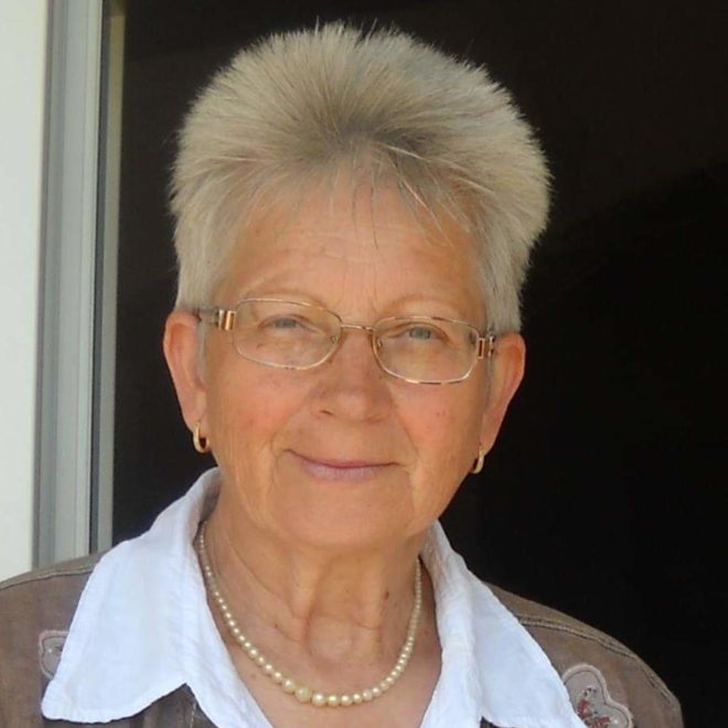 Kontha Benőné Piroska (Fotó: magánarchívum)