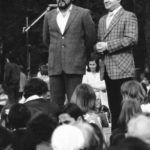Verebes István és Gálvölgyi János a 80-as években