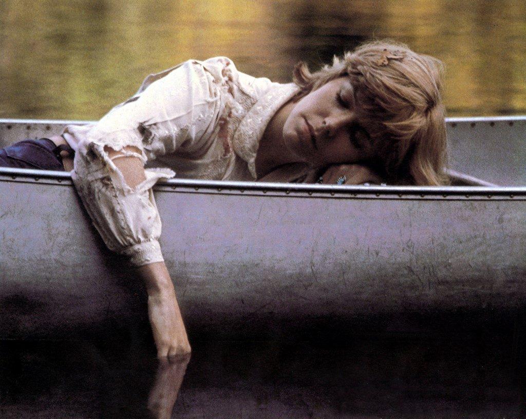 Adrienne King a Péntek 13 filmek legnagyobb áldozata