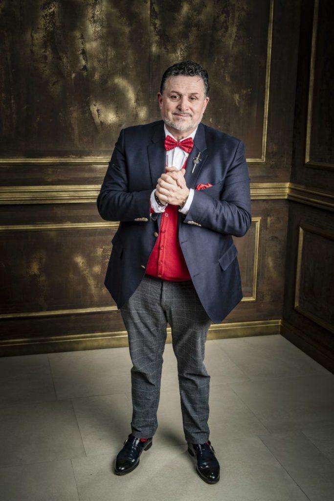 Galambos Lajos a 20. jubileumi Story Ötcsillag Díjátadó Gálán 2019-ben (Fotó: smagpictures.com)
