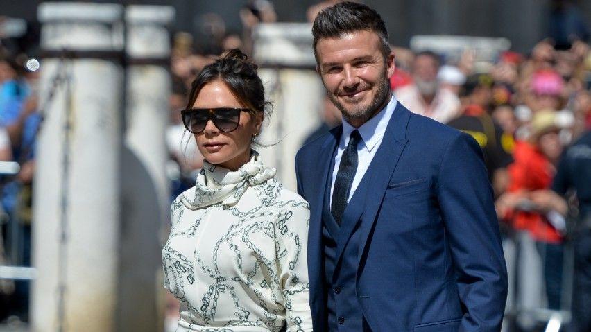 Victoria Beckham és David Beckham