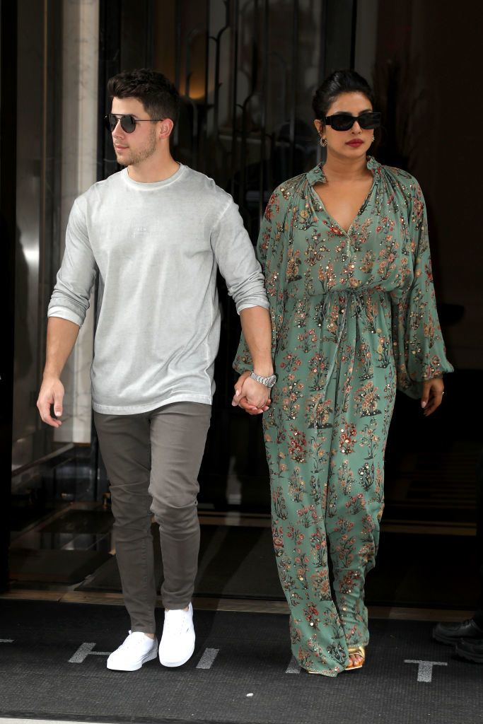 Priyanka Chopra és Nick Jonas