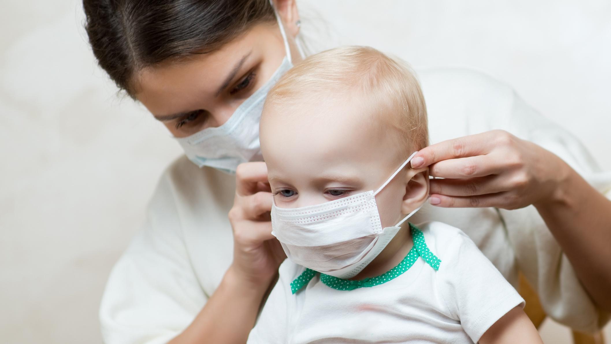 Nincsenek nagyobb vesuélyben a krónikus beteg gyerekek