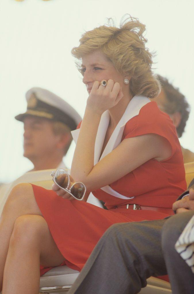 Diana hercegnő Ausztráliában