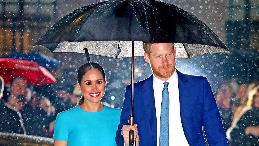 Harry herceg és Meghan hercegné