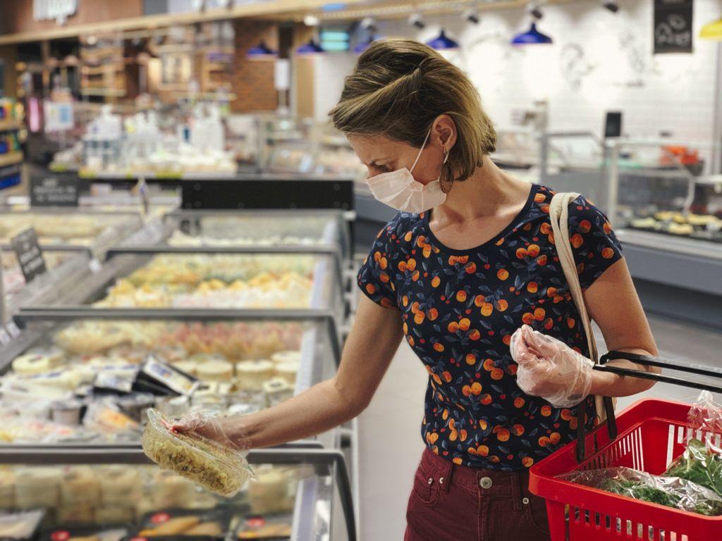 A bevásárlás és a főzés kalandos egy szinglinek