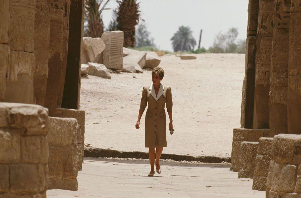 Diana hercegnő 1992-ben