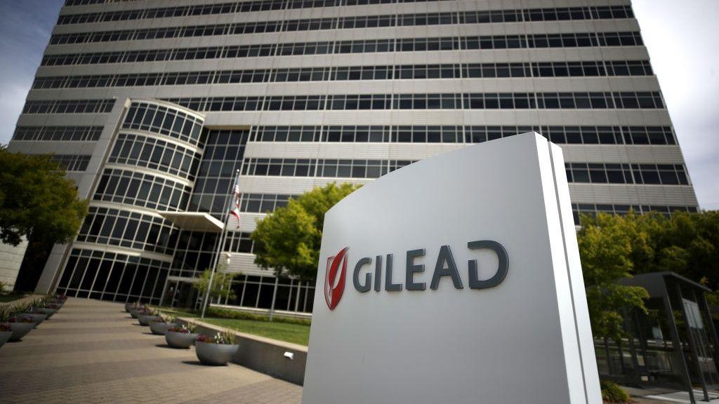 A remdesivirt az amerikai Gilead Sciences vállalat fejlesztette ki