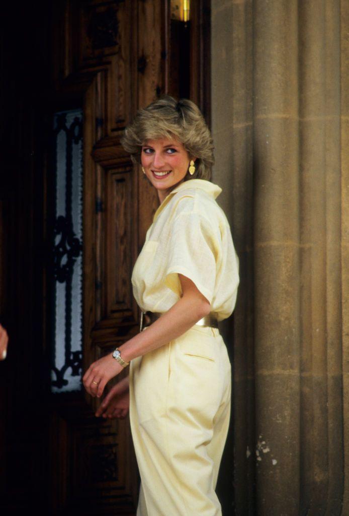 Diana hercegnő 1987-ben