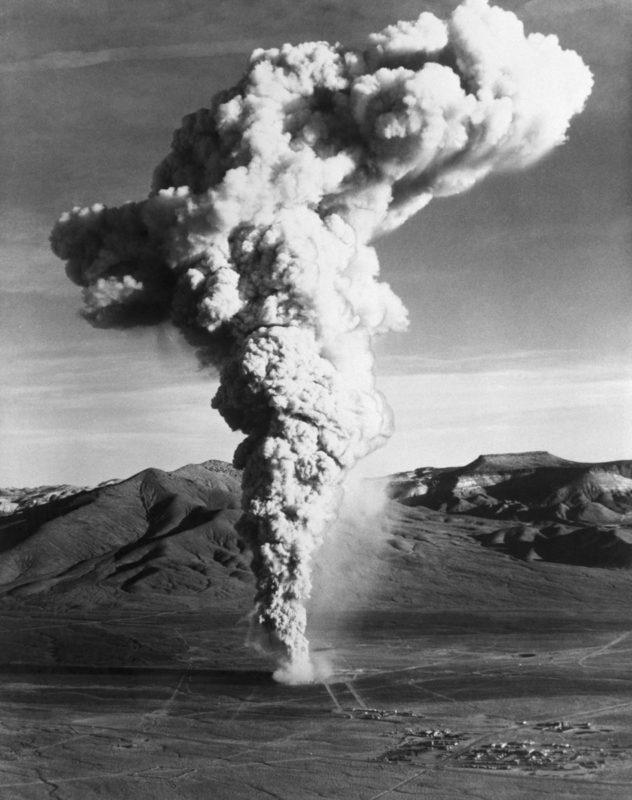 Feltámadhatnak poraikból a kísérleti atomrobbantások