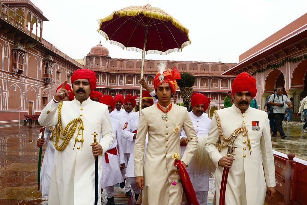 Padmanabh Singh a 18. születésnapján