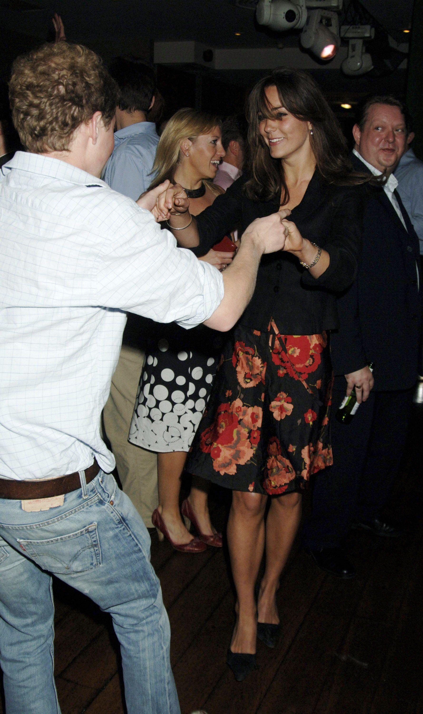 Kate Middleton 2006-ban