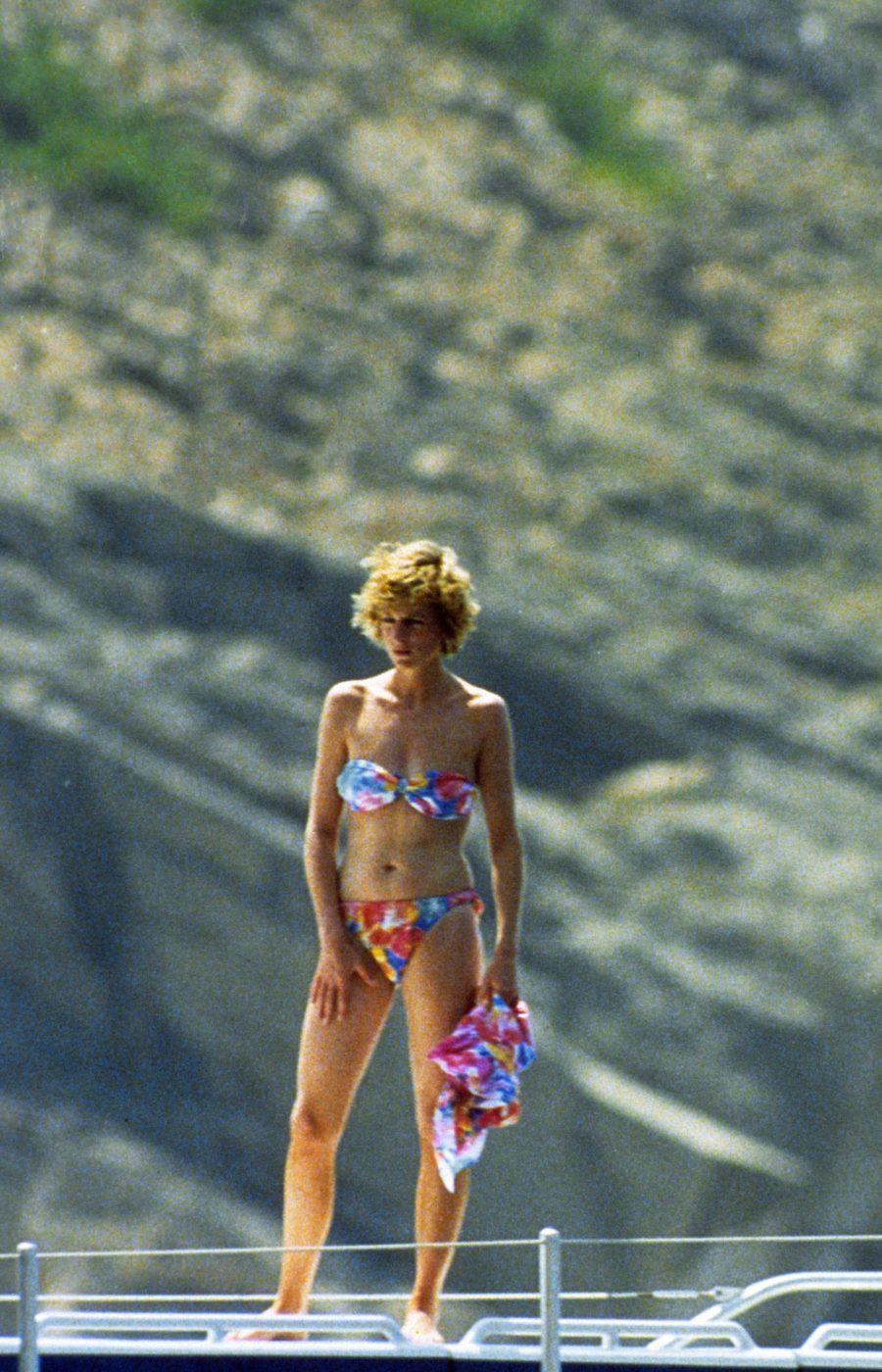 Diana hercegnő 1985-ben