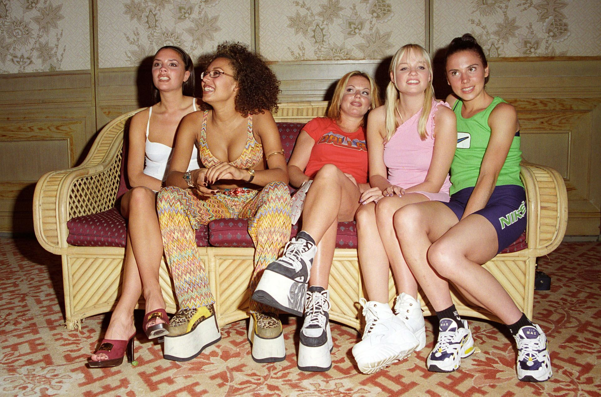 A Spice Girls csótányroppantója