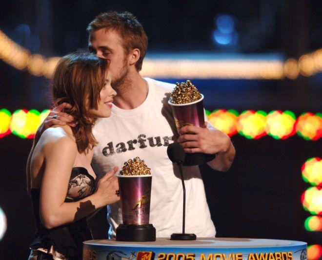 Szerelmünk lapjai, Rachel McAdams, Ryan Gosling,