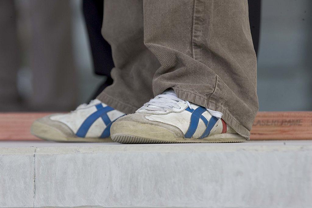 Vilmos herceg sportcipős bakija