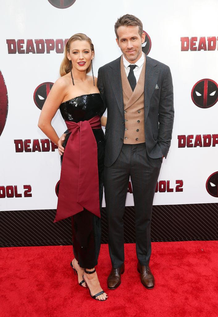 Blake Lively és Ryan Reynolds