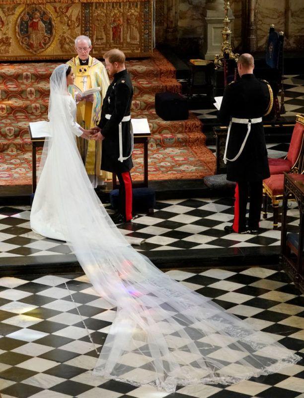 Harry herceg és Meghan Markle esküvője