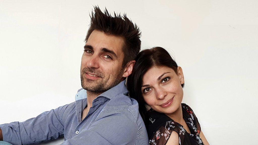 Szvoboda Gábor és Déri Gabriella