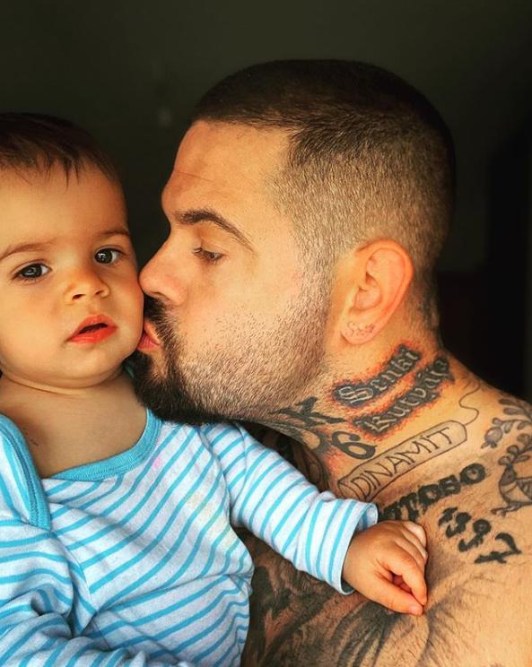 Molnár Ádám és a fia, Matteo
