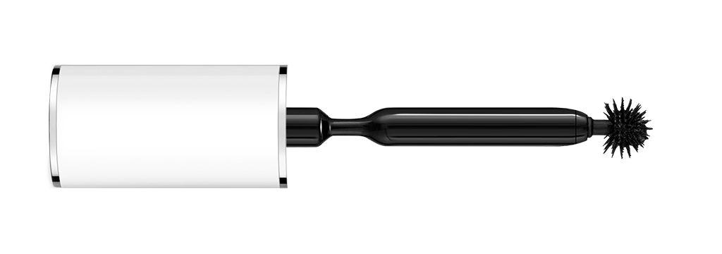 Gömb alakú szempillaspirál kefe - Sűríti a szempillákat.
