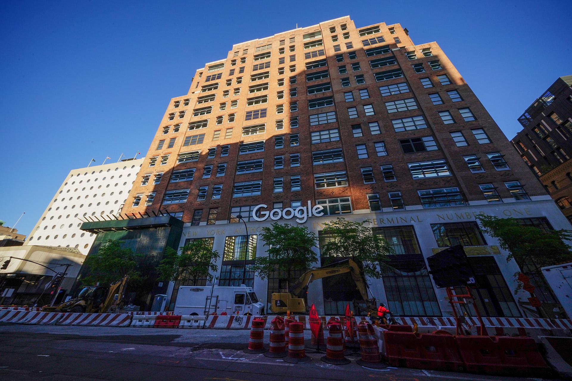 A Google New York-i irodája