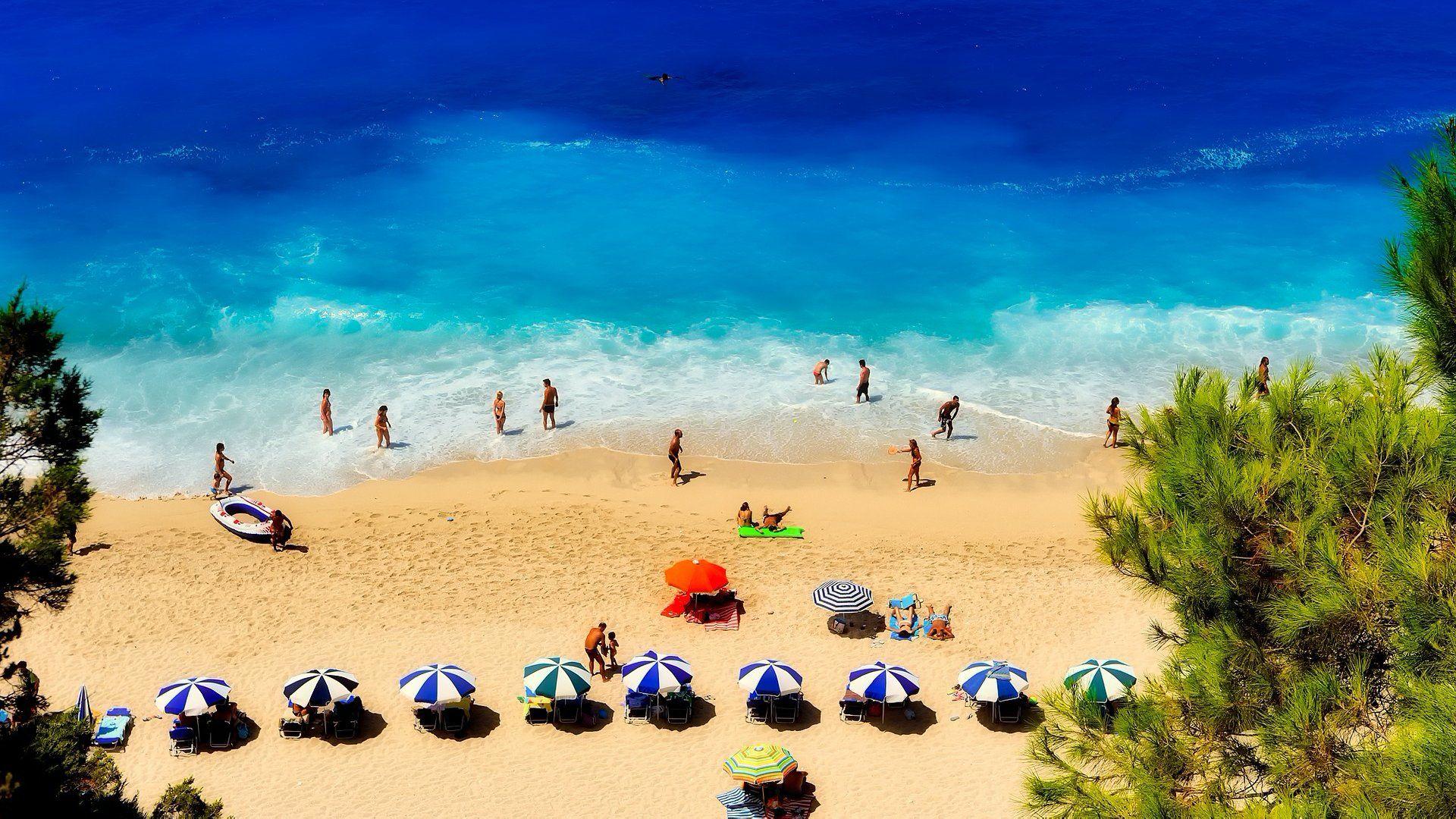 görögország nyár turisták koronavírus