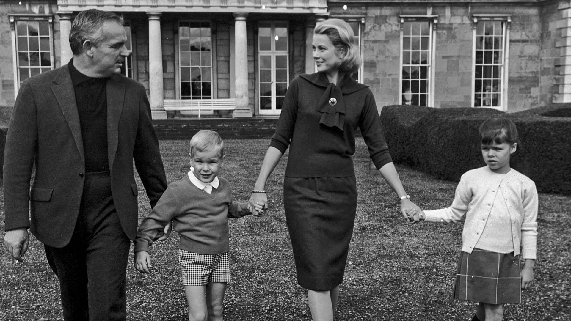Grace Kelly gyerekei ódákat zengnek édesanyjukról