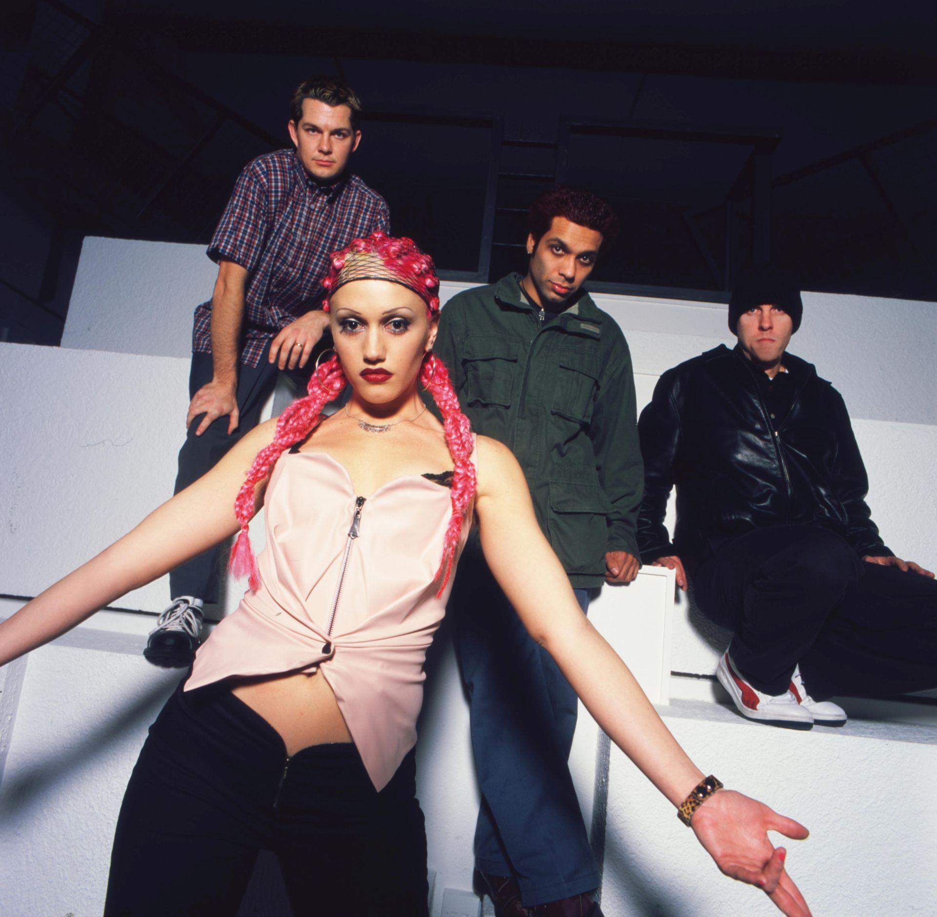 Gwen Stefani együttese, a No Doubt.