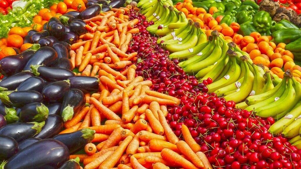 A legegészségesebb ételek listáján ott a gyümölcs és a zöldség.