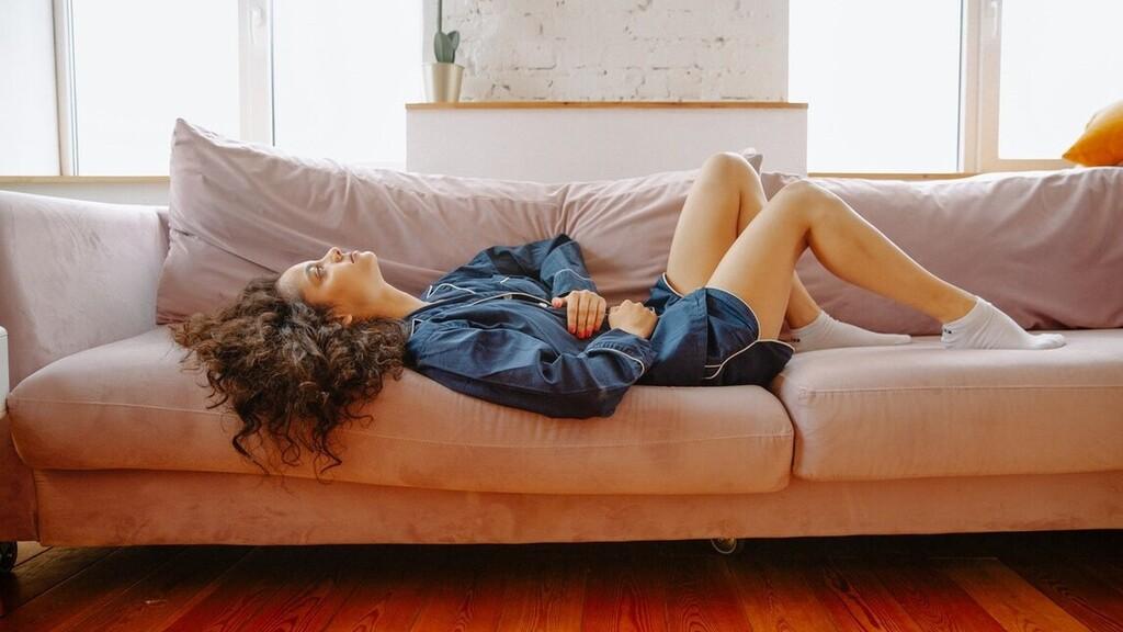 A kanapén gondolkodni a legjobb.