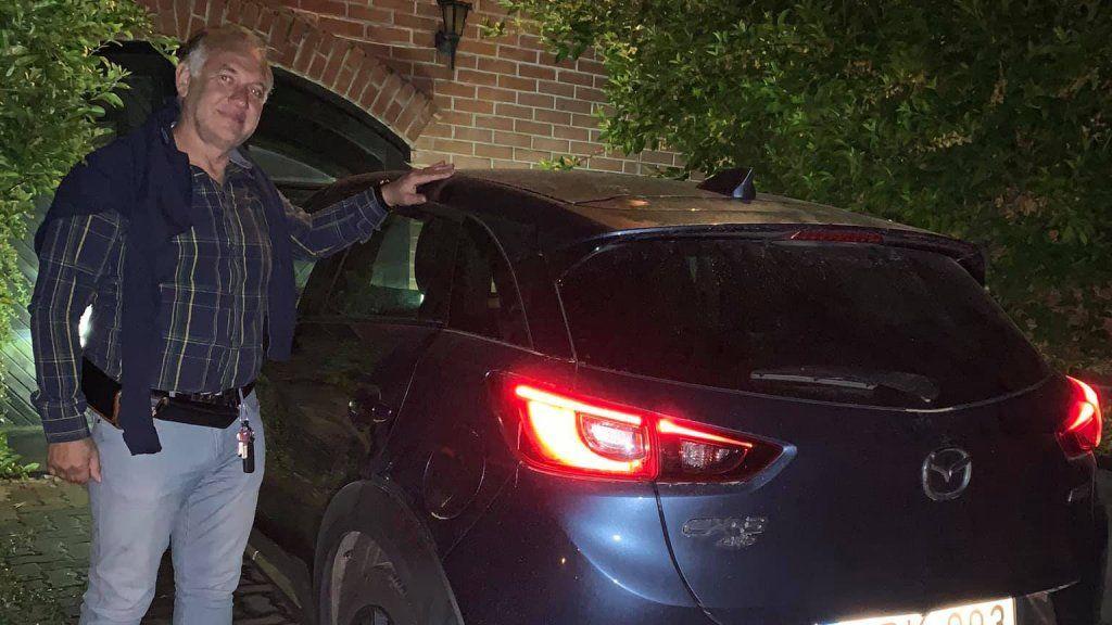 lopott autó háziorvos pilisszentlászló