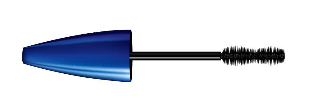 Homokóra alakú szempillaspirál kefe - Megemeli, dúsítja és hosszabbítja is a szempillákat.