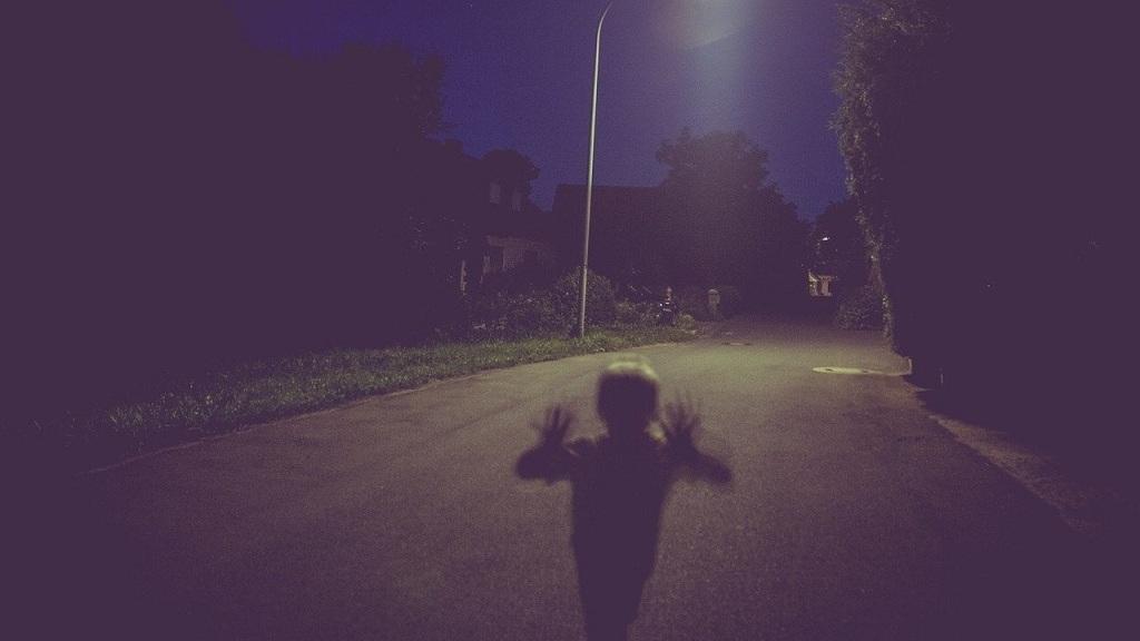 Rendkívül ijesztő figurákból álló falu áll Finnországban.