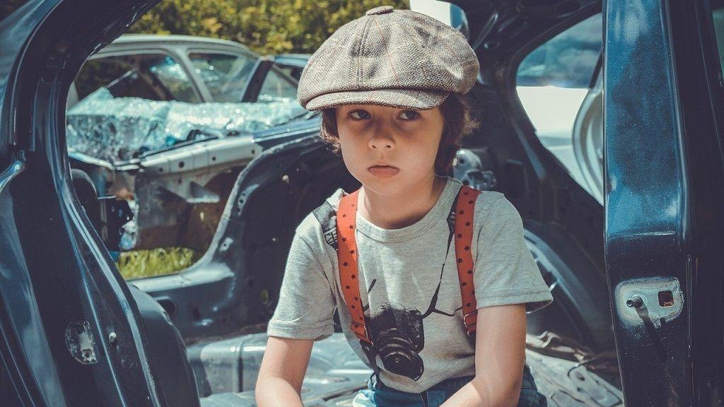 5 éves sofőrt kapcsoltak le a rendőrök az autópályán