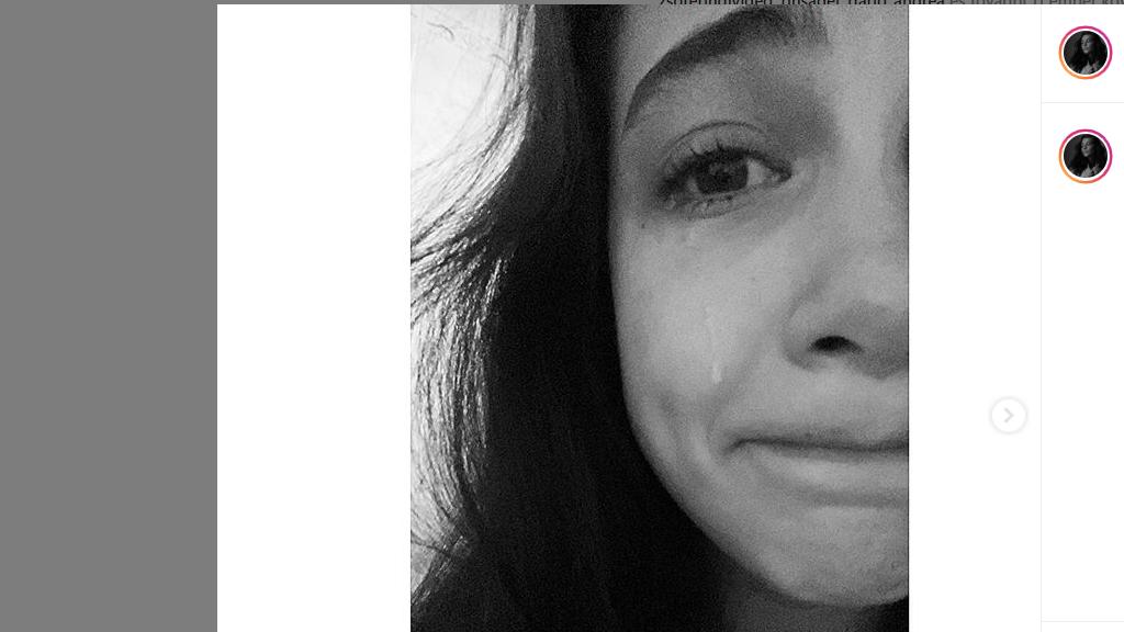 Tóth Andit is megrázta Petics Kristóf halála: sírós Instagram-posztban búcsúzott az énekesnő.