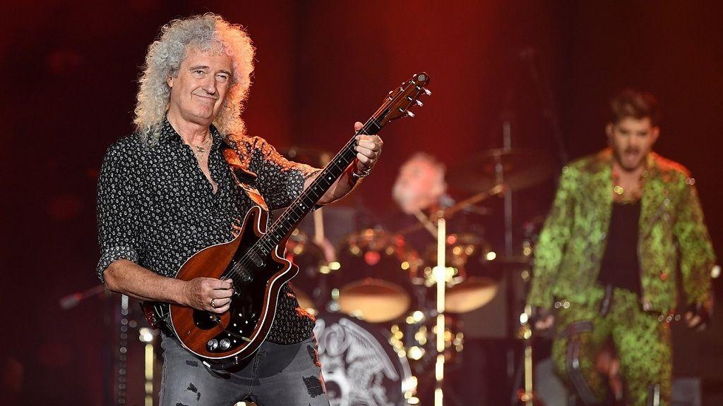 Brian May szívrohamot kapott.
